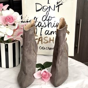"""Bellini """" Flora"""" grey Ankle Boots"""